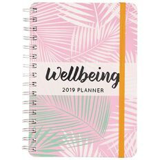 Planner 2019 Wellbeing Week To View Med