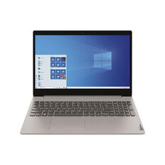 Lenovo Ideapad 3 15.6inch Notebook Platinum Grey