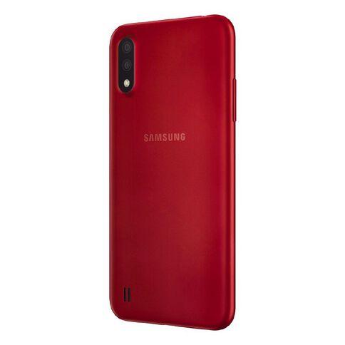 2degrees Samsung Galaxy A01 Red