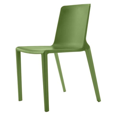 Buro Seating Meg Stacker Chair Green