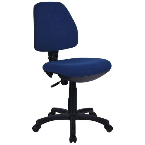Workspace 1 Lever Task Chair Blue Blue