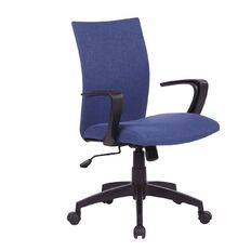 Workspace Lucas Chair Blue Dark