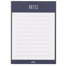 Uniti The Den Notepad A6