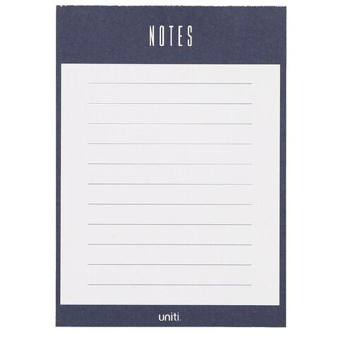 Uniti The Den Notepad A6