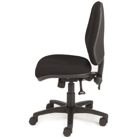Chair Solutions Ergon Highback Chair Black