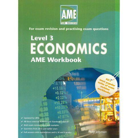 Ncea Year 13 Economics Workbook