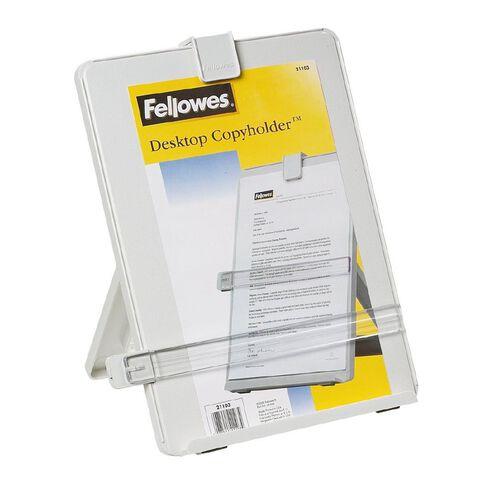 Fellowes Copy Holder A4 White