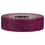 Scotch Craft Glitter Tape 15mm x 5m Hot Pink