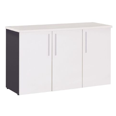 Workspace Office Credenza White 1200