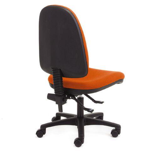 Chair Solutions Aspen Highback Chair Orange
