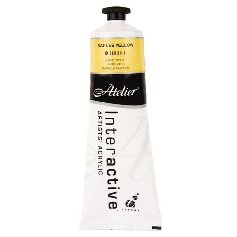 Atelier S1 80ml Naples Yellow
