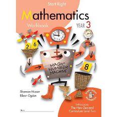 SR Year 3 Mathematics Workbook