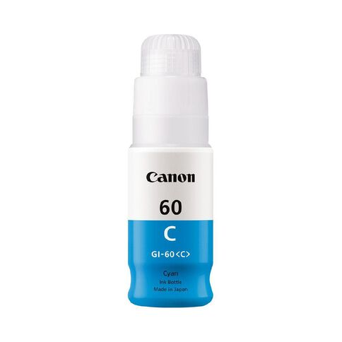 Canon Ink GI-60 Cyan (7700 Pages)