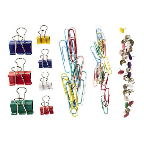 WS Pins & Clips Set 216 Piece Assorted