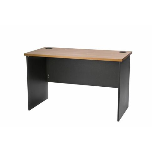 Firstline Desk 1200 Beech/Ironstone