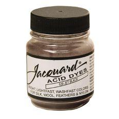 Jacquard Acid Dye 14.17g Jet Black