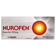 Nurofen Tablets 12 Pack