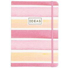 Uniti Water Colour PU Notebook A5