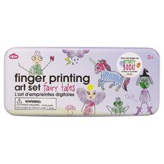 NPW Fingerprinting Tins With Booklet Fairy
