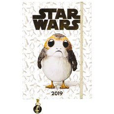 Star Wars Diary 2019 Day to Page A5