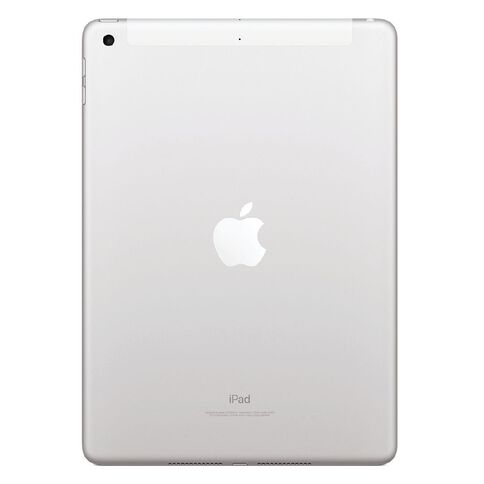 Apple iPad Wi-Fi 128GB (6th Gen) Silver