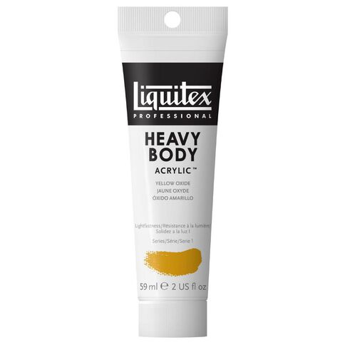 Liquitex Hb Acrylic 59ml Oxide Yellow