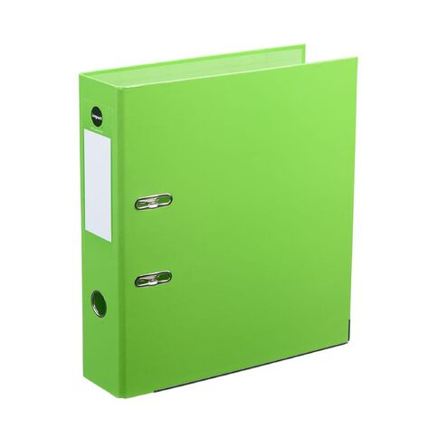 WS Lever-Arch Green A4