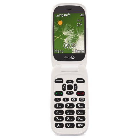 Vodafone Doro 6520 Locked Bundle Black
