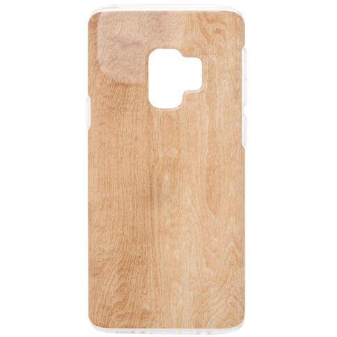 New Craft Samsung Galaxy S9 Wood Grain Case