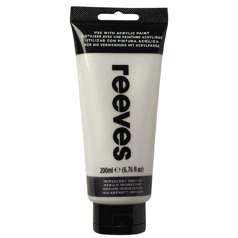 Reeves Iridescent Medium 200ml