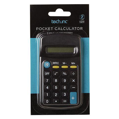 Tech.Inc Pocket Calculator