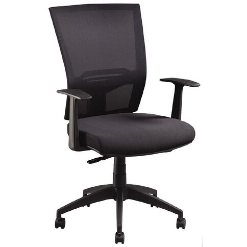 Jasper J Advance Air Plus Black with Adjustable Arms