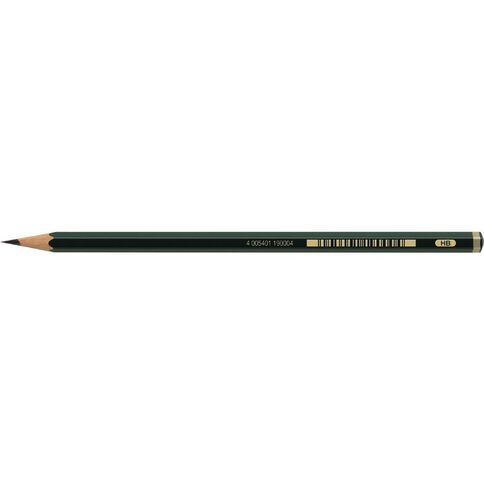 Faber-Castell Drawing Pencil 9000 Hb -1 Black