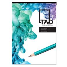 The Art Department Sketch Pad 110gsm A2 White A2