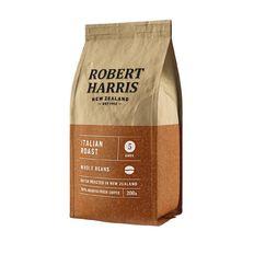 Robert Harris Italian Roast Beans 200g