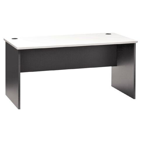 Jasper J Emerge Desk 1500 White/Ironstone