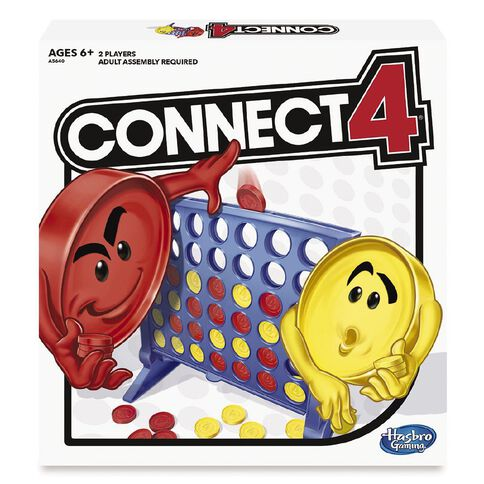 Connect 4 Classic Grid Game