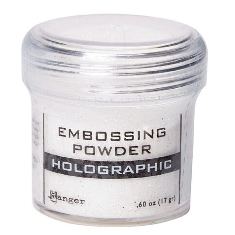 Ranger Embossing Powder Holographic