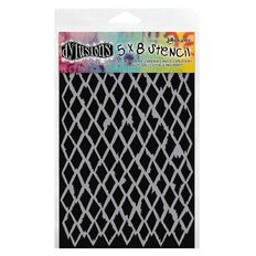 Ranger Dylusions Stencil Diamond Small