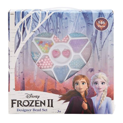 Frozen 2 DIY Beads Set 546 Piece