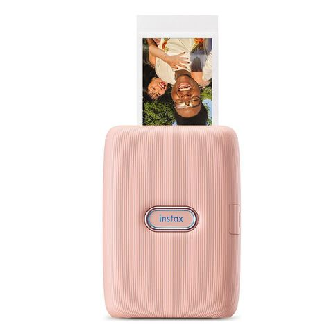 Fujifilm Instax Mini Link Printer Dusty Pink