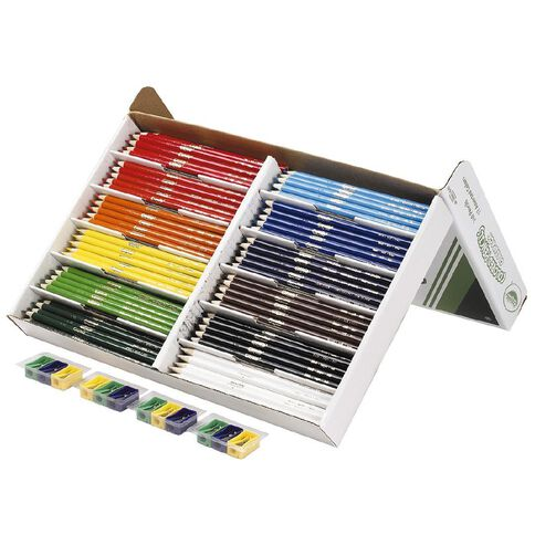 Crayola Coloured Pencils Classpack 240 Pack