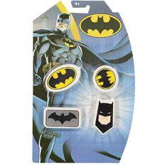 Batman Erasers Set 4 Pack