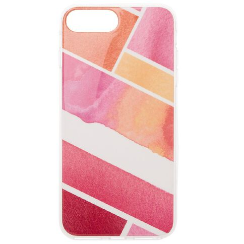 iPhone 6+/7+/8+ New Craft Watercolour Case