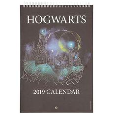 Harry Potter 2019 Calendar Hogwarts 210mm x 310mm