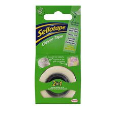 Sellotape Clever Tape 18mm x 25m Boxed