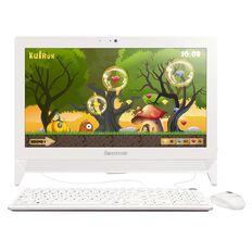 Lenovo 19.5 inch Celeron Desktop White