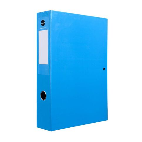 Impact Pressboard Box File Fs Blue