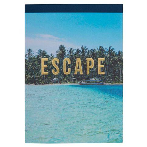 Banter Escape Notepad A5