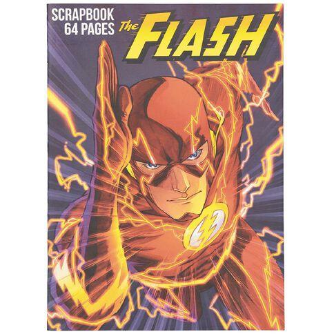 The Flash DC Comics Scrapbook 64 Page